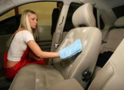 как убрать запах пива из машины