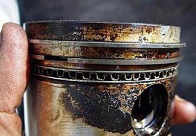 раскоксовка поршневых колец без замены масла