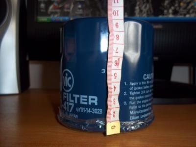 что за клапан стоит под маслянным фильтром на патрио