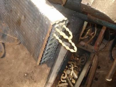 какой радиатор печки лучше медный или алюминиевый