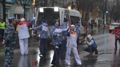 какие улицы будут перекрыты 9 января в саранске