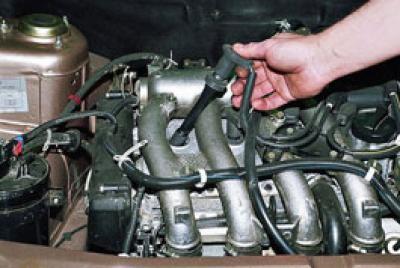 периодичность замены свечей в двигателе