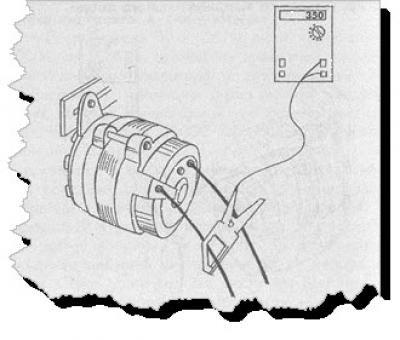 как проверить работу генератора на автомобиле