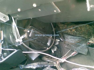 замена радиатора печки ваз 2108 без снятия панели