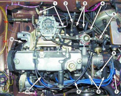 какое должно быть давление масла в двигателе ваз 2112