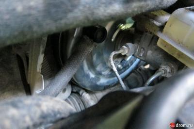 ремонт одометра калины