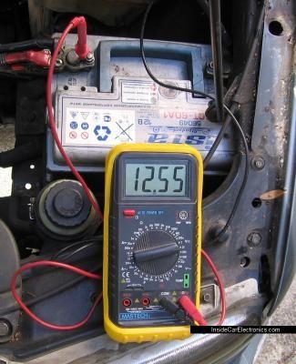 что будет если снять клемму с аккумулятора при работающем двигателе