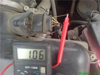 как проверить дмрв ваз 2110