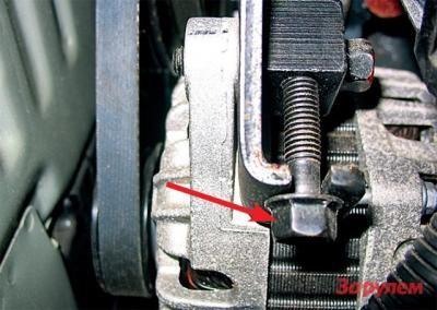 как натянуть ремень грм в хонда