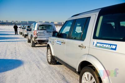 тест драйв зимней резины 2012 за рулем