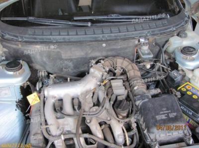 как завести инжекторный двигатель 16 клапанный ваз 2112