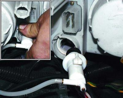 как поменять гидрокорректор фар на ваз 210124