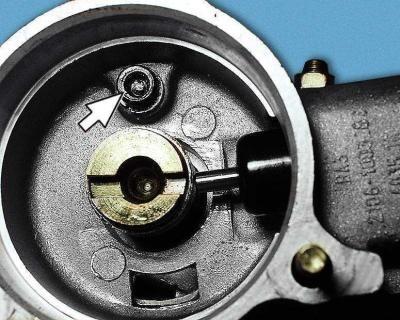какие маслосьмные колпачки стоят на двигателе ваз21101
