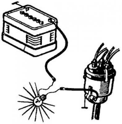 почему горит лампочка аккумулятора на ваз 2109