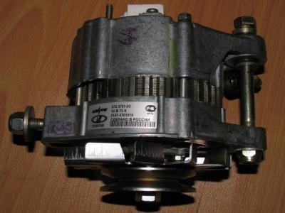 установка генератора от ваз 2108 на ваз 2106