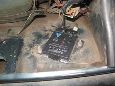 почему горит лампочка аккумулятора на ваз 2106