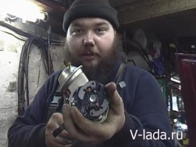 как выставить зажигание на ваз 2108 без стробоскопа