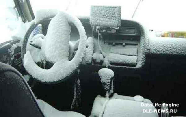 ВАЗ 2114 не заводится в мороз