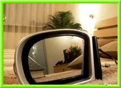 как разобрать боковое зеркало на газели