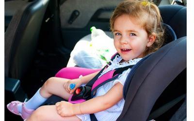 какой штраф за перевозку ребенка без кресла 2013