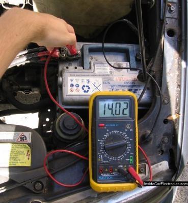 сколько должно быть ампер при зарядке аккумулятора