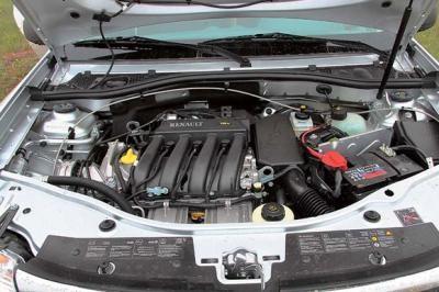 с каким двигателем выбрать дастер