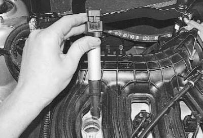 ваз 2114 опора двигателя как определить что ее надо менять