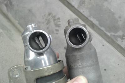 падают обороты после сбрасывание педаль газа ваз 2115 инжектор