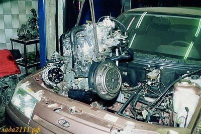 дополнительная опора двигателя ваз 2110 8 клапанов