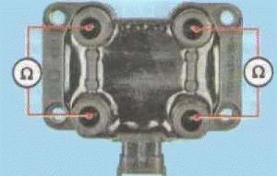 как подключить высоковольтные провода ваз 2110