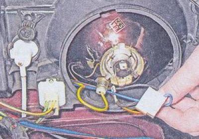 какие лампы применяются автомобиле ваз 21053