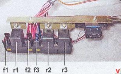 ваз 2107 инжектор почему не поступает напряжение на бензонасос