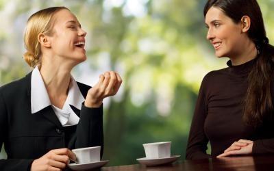 как сказать что с человеком приятно пообщаться