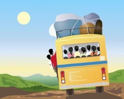 что считать багажом в автобусе