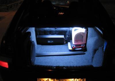 ваз 2110 не открывается багажник