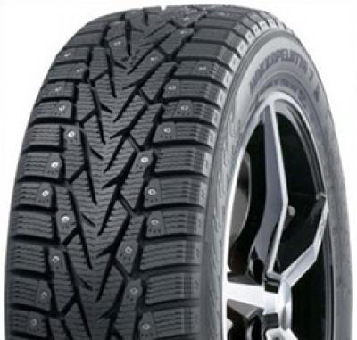 тест зимних шипованных шин за рулем 9 2013г