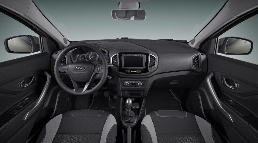 Lada XRAY: автомобиль, заслуживающий Вашего внимания!