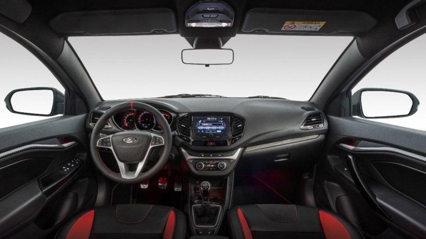 Lada Vesta Sport: комфортная и быстрая езда бюджетно!