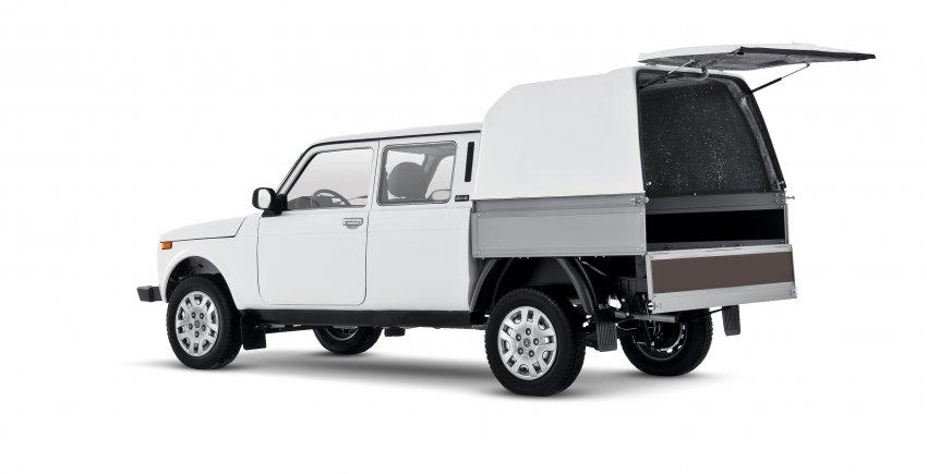 Коммерческие автомобили Lada 4×4: самое главное о модельном ряде!