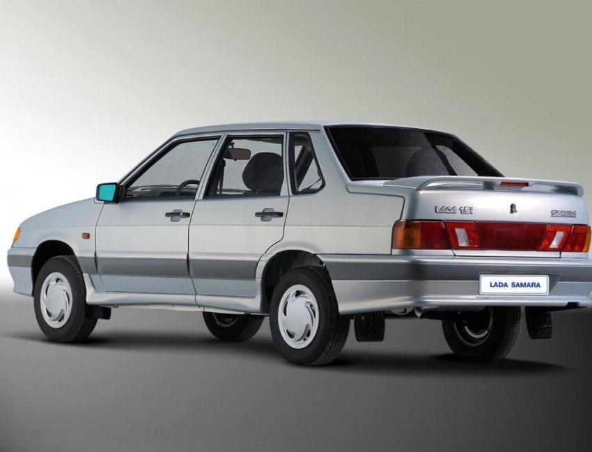 Lada Samara 2: второй раз в малый класс