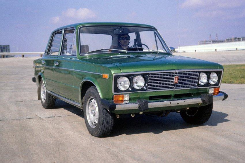 ВАЗ-2106 «Жигули»: под номером «шесть»